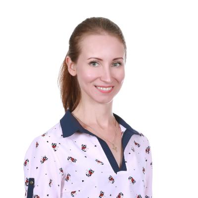 Альона Нечипоренко
