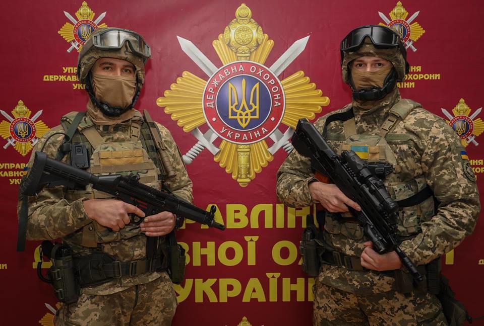 Наші аптечки в Управлінні державної охорони України