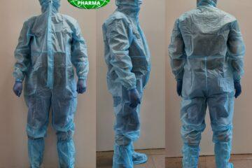 Одноразові засоби захисту тіла вже у продажі