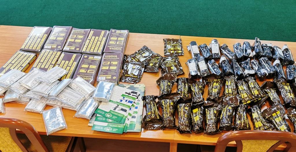 Продукція АВ-ФАРМА приймає участь у міжвідомчих зборах спеціалістів з тактичної медицини