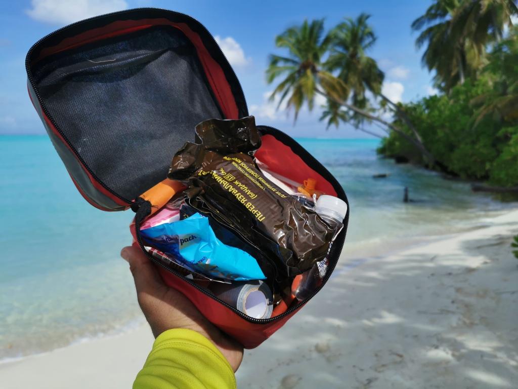 АВ-ФАРМА на безлюдному острові Мальдів